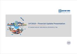 1H - 2018 Financial Update Presentation