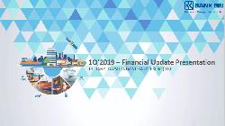 Q1 - 2019 Financial Update Presentation