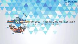 9M - 2019 Financial Update Presentation